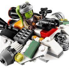 Star Wars Micro Fighter Building Blocks