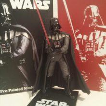 Star Wars Darth Vader With Lightsaber Figure