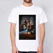 Star Wars Episode VIII Men T-shirt