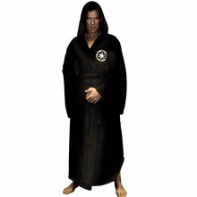 Star Wars Jedi Empire Men's Hooded Bath Robe