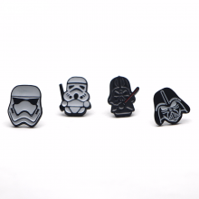 Cartoon Star Wars Earrings