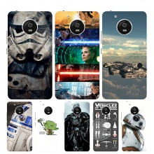 Star Wars R2D2 Darth Vader Stormtrooper Boba Fett  Case Cover For Motorola Moto G6 G5 G4 PLAY PLUS ZUK Z2 pro BQ M5.0
