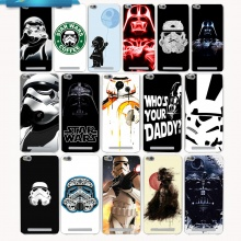 Star Wars Hard Case for Xiaomi Redmi 4X 4 4A Pro prime Note 4 4X 2 3S 3 Pro Mi5 Mi5s Mi6 Mi 5 6 5S