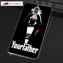 Darth Vader Star Wars Soft TPU Silicone Case Cover For Huawei Mate G 7 8 9 10 Nova 2 Lite Pro Plus