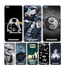 Star Wars Phone Cover Case for Xiaomi Redmi Note 2 3 4 Pro Prime 4A 4X 3S Mi 5 5S 6 Plus mi6 mi5 S mi5s Cases