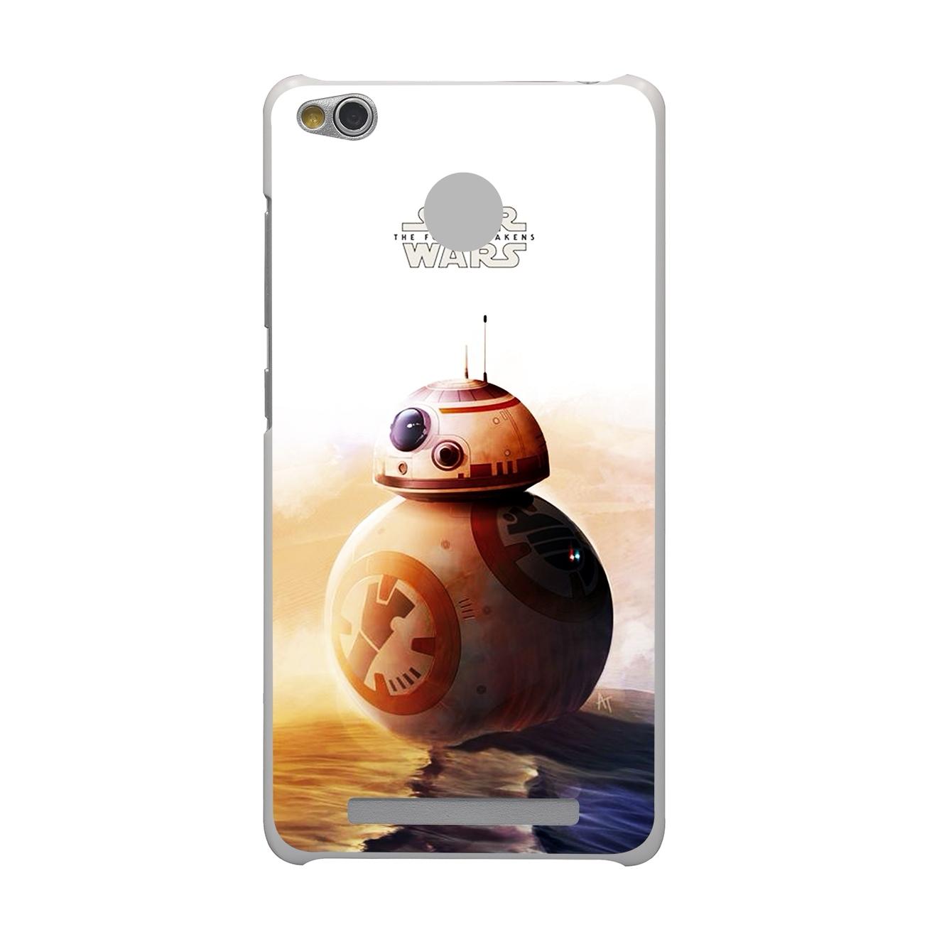 Star Wars Case For Xiaomi Mi 6 5 5s Plus Redmi 3 3s 4 Pro
